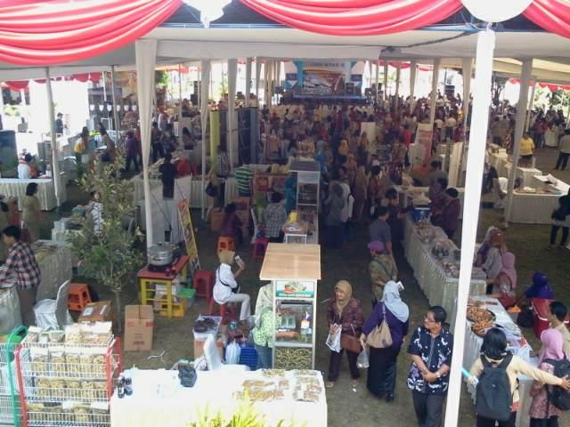 Pameran Yogyakarta 31 Oktober 2012