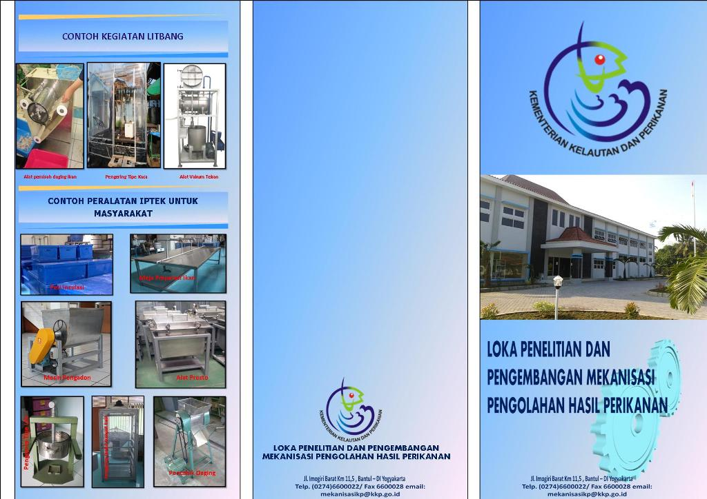 Lr Mphp Indonesian Research Institute For Fisheries Postharvest